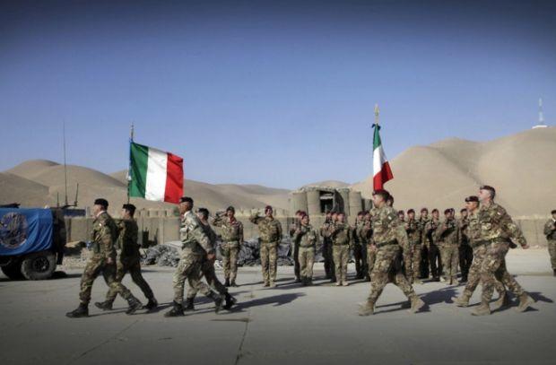 Sa vida pro sa pàtria? I sardi, l'Italia e l'occupazione dell'Afghanistan